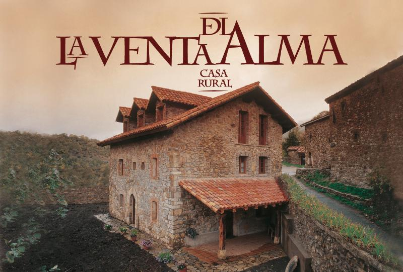 Casa Rural LA VENTA DEL ALMA, holiday rental in Vegacerneja