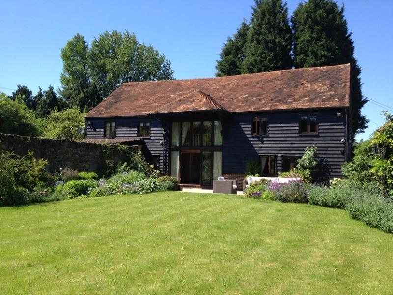 Court Lodge Barn, holiday rental in Sevenoaks