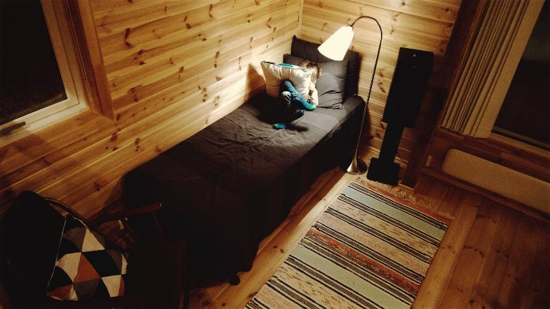 The Cabin invites you to relax