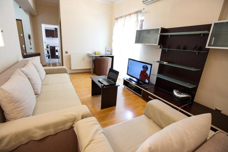 Office Apartment - Romana Square - Living room