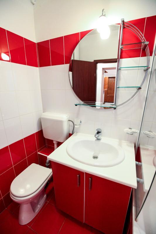 Eva appartement - Romana Square - bain