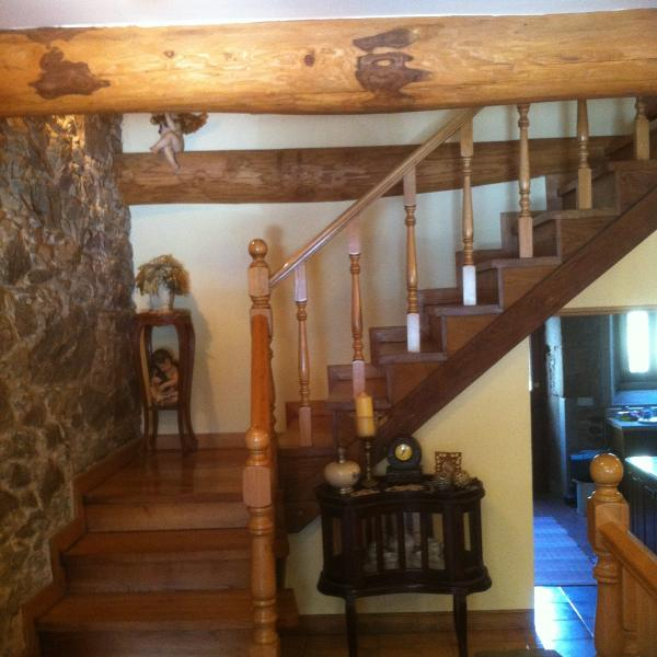 House in the Old Town of Santiago de Compostela, vacation rental in San Marcos