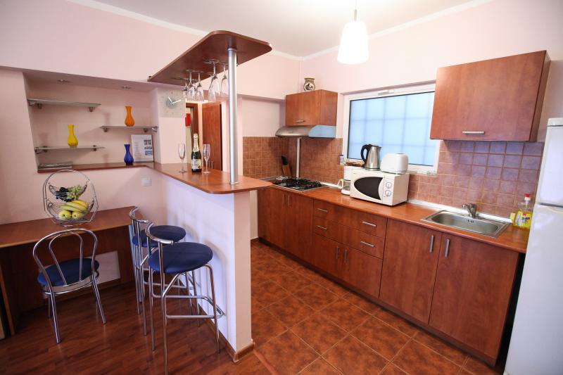 Eva appartement - Romana Square - cuisine