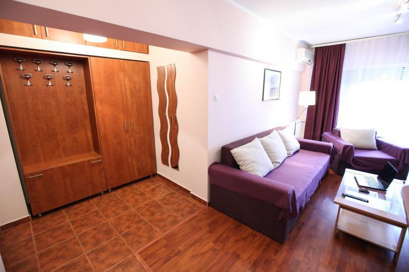 Eva appartement - Romana Square - salon + Hall