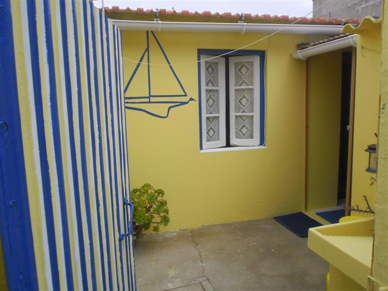 Entrance of the cozy Villa