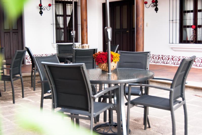 Villas de la Ermita 06 / Patio