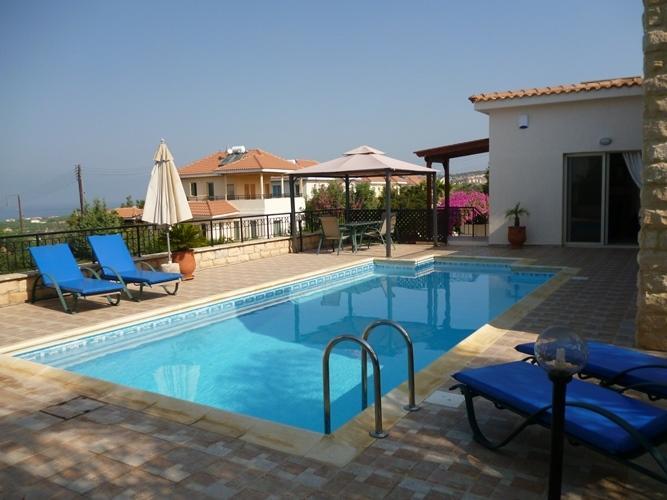 Haven Villa, vacation rental in Stroumbi