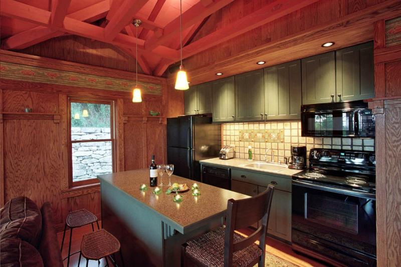 Cottage - Kitchen - Fully Stocked