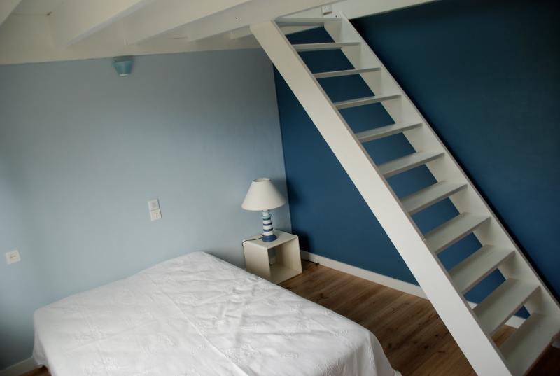 Chambre dite 'bleue'