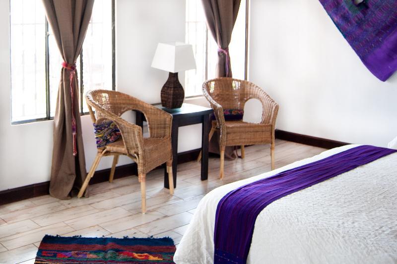 Villas de la Ermita 06 / dormitorio detalle