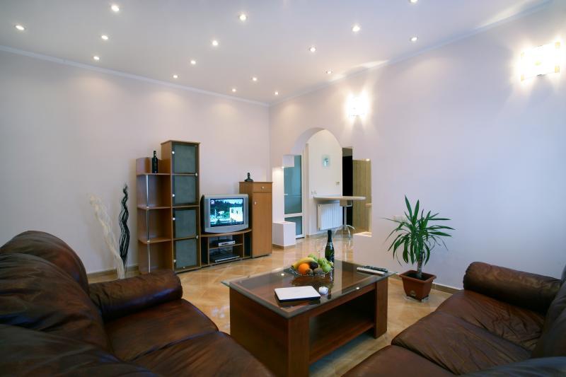 Cismigiu - Cismigiu Gardens - Living room