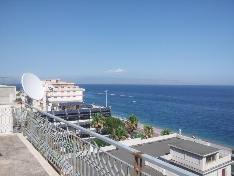 panorama lato Calabria