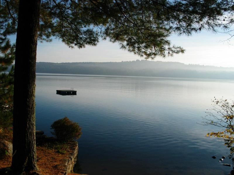 Long Lake bonita em Bridgton.