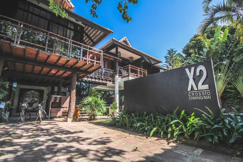 X2 Chiang Mai-North Gate Villa, holiday rental in San Phranet