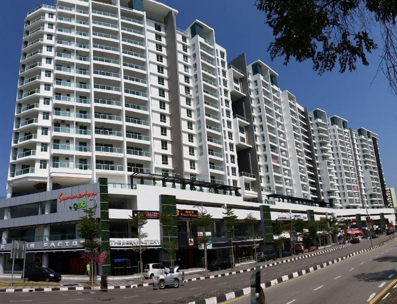 Premium Condo near Penang Bridge, casa vacanza a Bayan Lepas