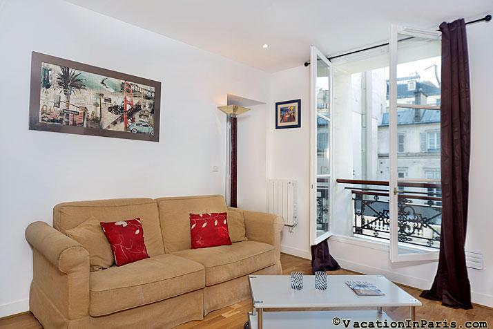 Rue Turenne One Bedroom - ID# 228, vacation rental in Aubervilliers