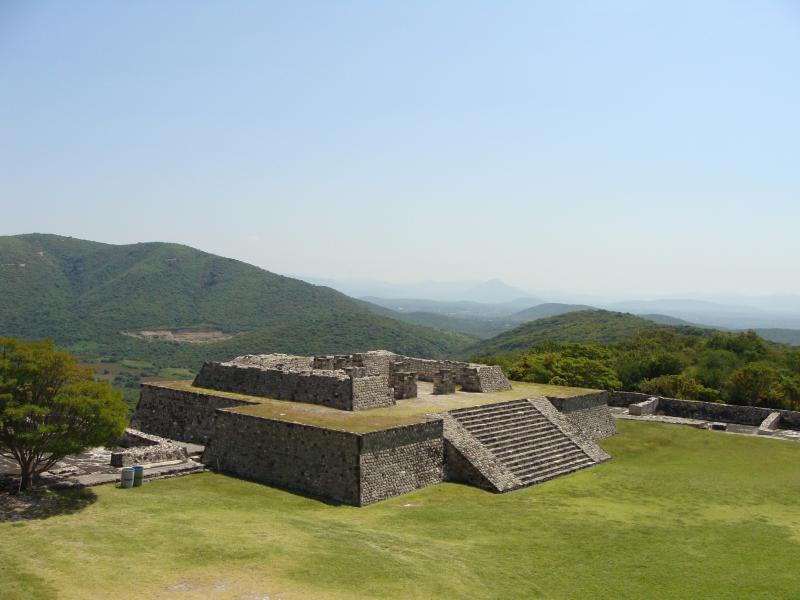 UNESCO World Heritage Xochicalco