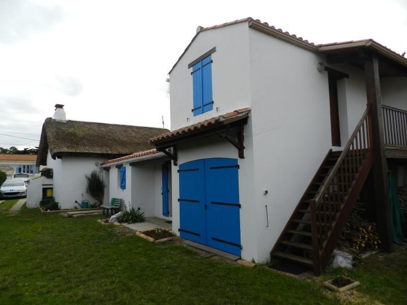 Le garage et le mini studio