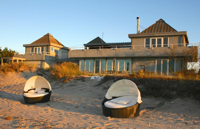 Gorgeous House in Amagansett on Private Beach, alquiler vacacional en Amagansett
