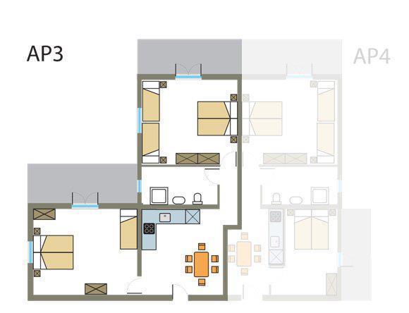 Apartments Dora Vrboska Hvar Croatia - Apartment 3, alquiler de vacaciones en Vrboska