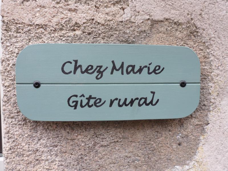 Bienvenue Chez Marie !