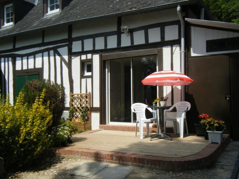 La Longère aux Sapins, holiday rental in Fontaine-le-Bourg