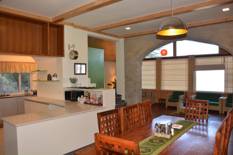 Forest Hill Villa, Mashobra, holiday rental in Mashobra
