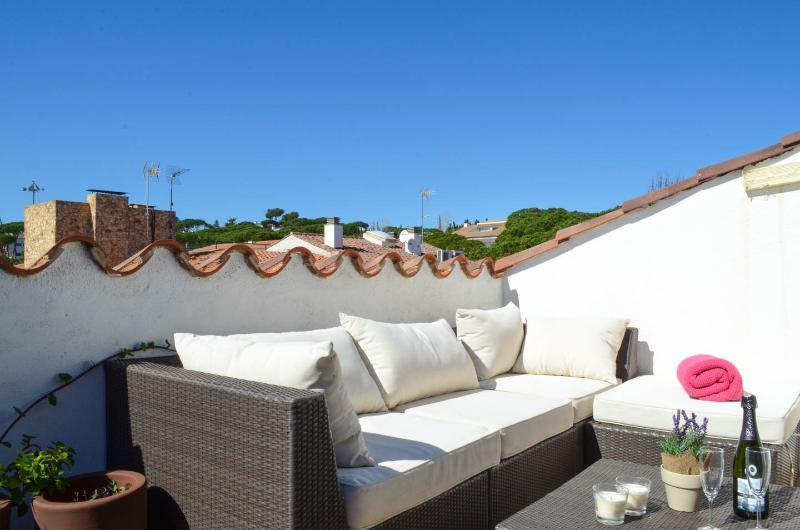 sunshine terrace!