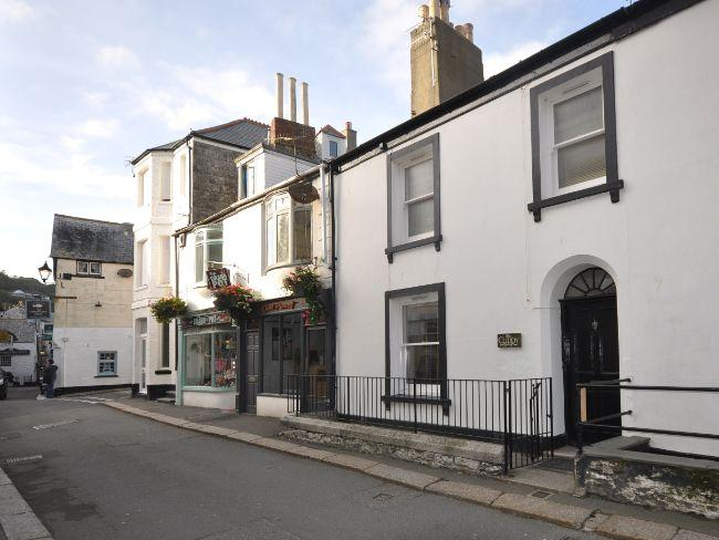 Traditional terraced property