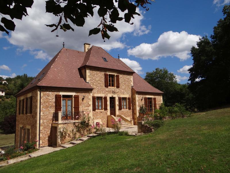 Domaine de la Bessade 'Suite Joséphine', holiday rental in Campagne