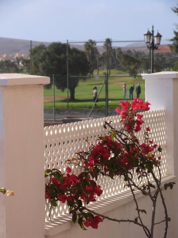 sunbathe on the patio or partake in a game of golf at one of the two nearby golfcourses