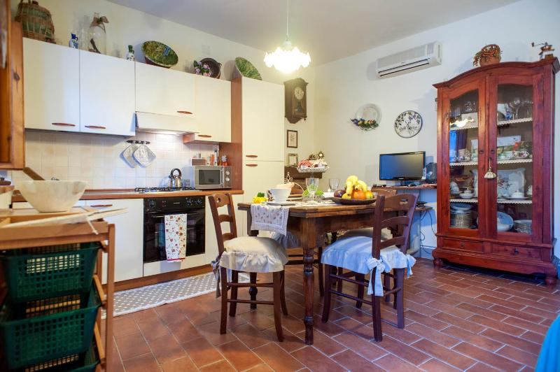 Appartamenti La Rocca, holiday rental in Montefoscoli