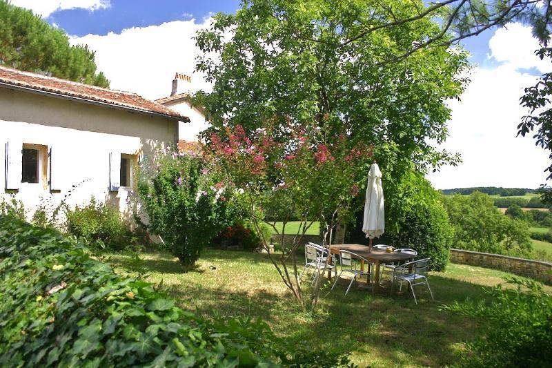 Gîte Acacia - Jardin privé