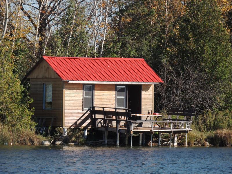 Waterkant cabine