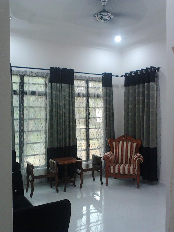 Ruang tamu dan rehat yang selesa