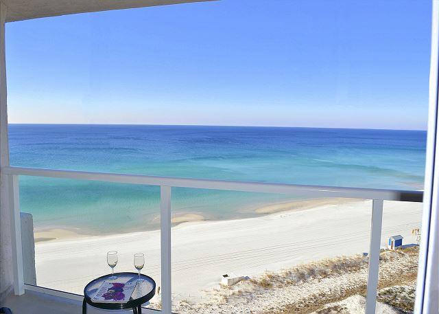 Beachside II 4310 Balcone