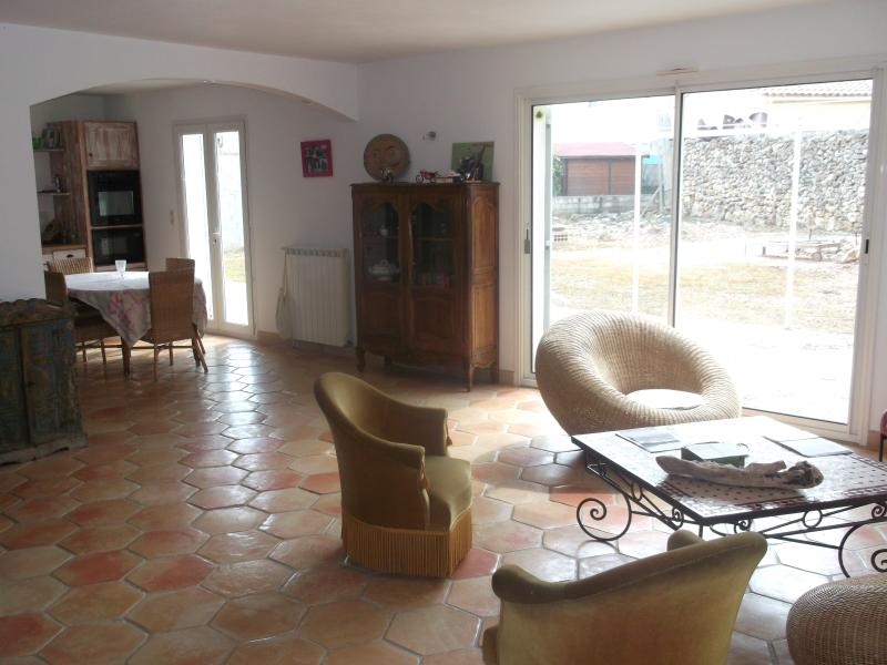 maison individuelle en provence verte, holiday rental in Neoules
