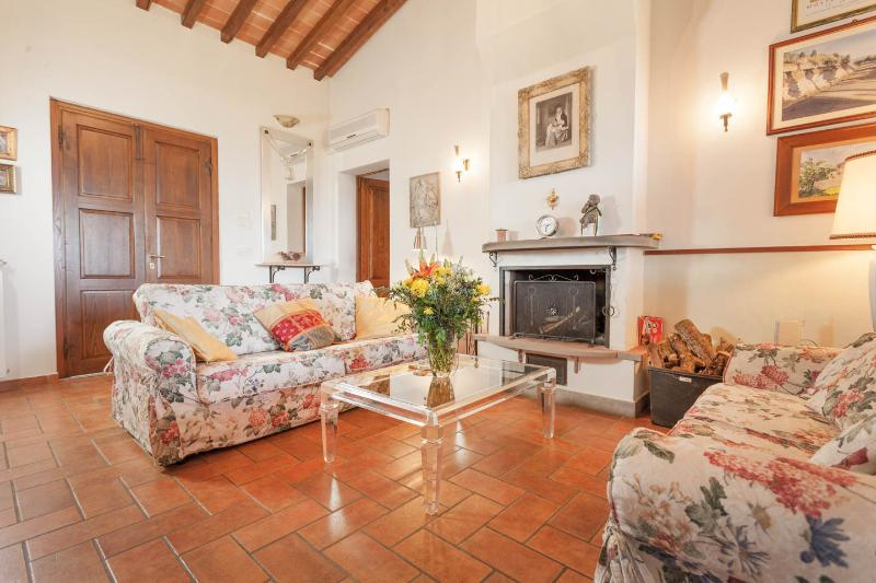 Living Room La Colonica