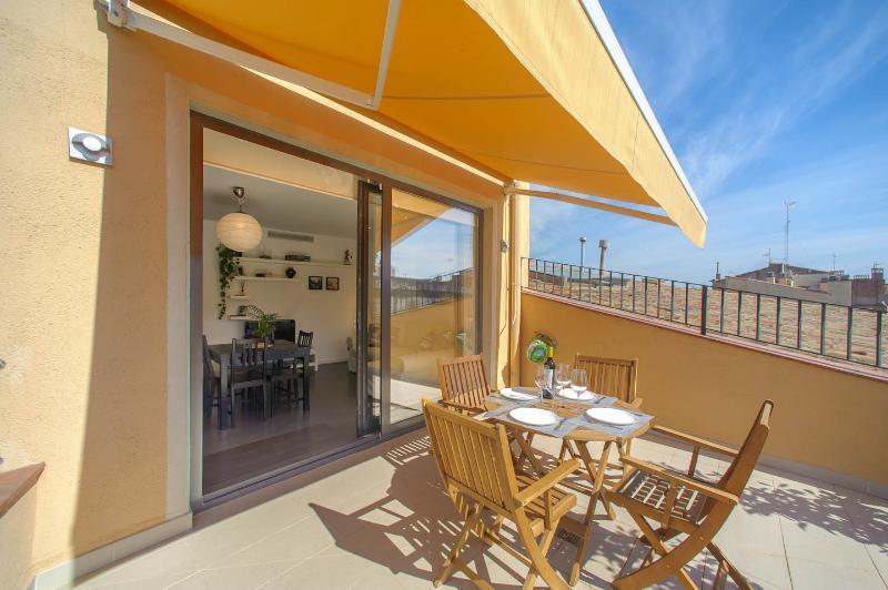Apartament La Placeta Figueres, vacation rental in Cistella