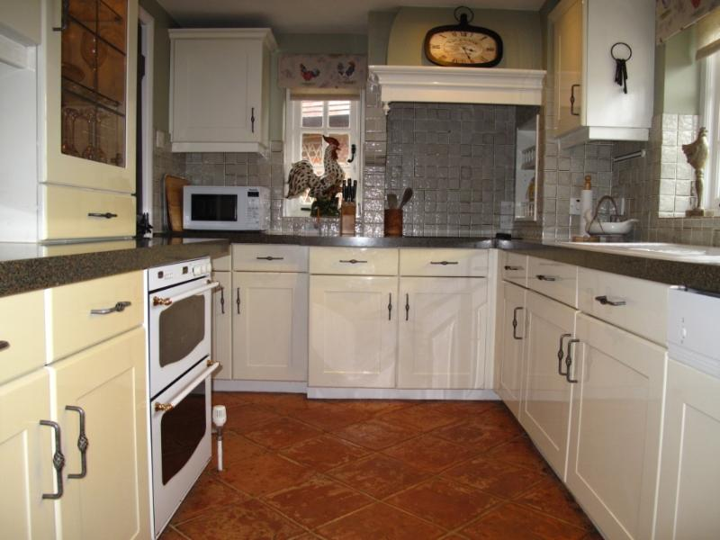 Chamberlains Cottage Kitchen