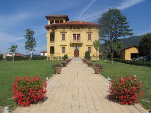 Villa Moorings, holiday rental in Tiglio Basso