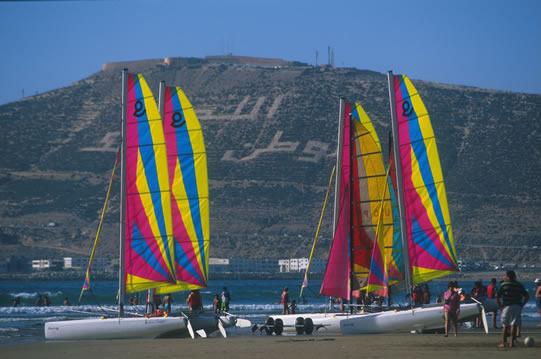 Sailing Boats available at our agency