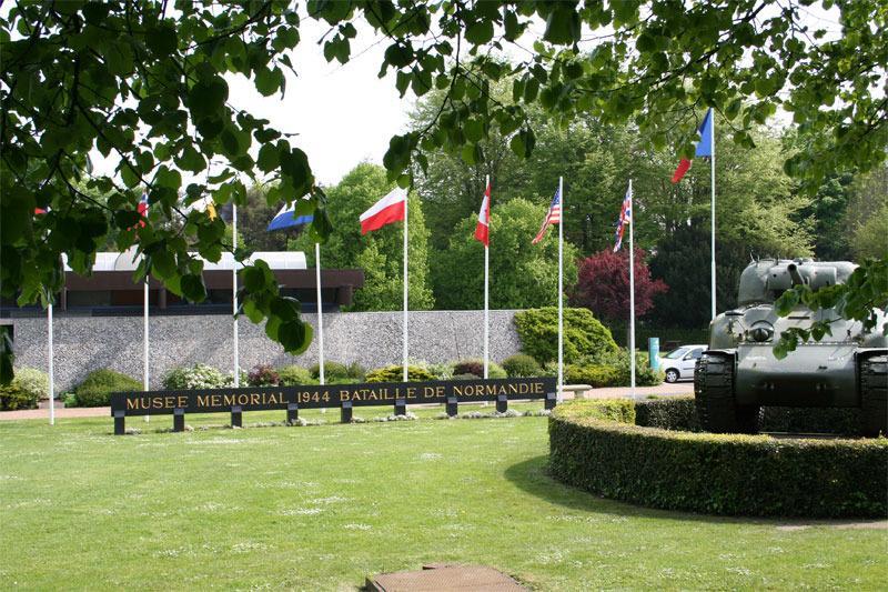 Museum van de Slag om Normandië in Bayeux