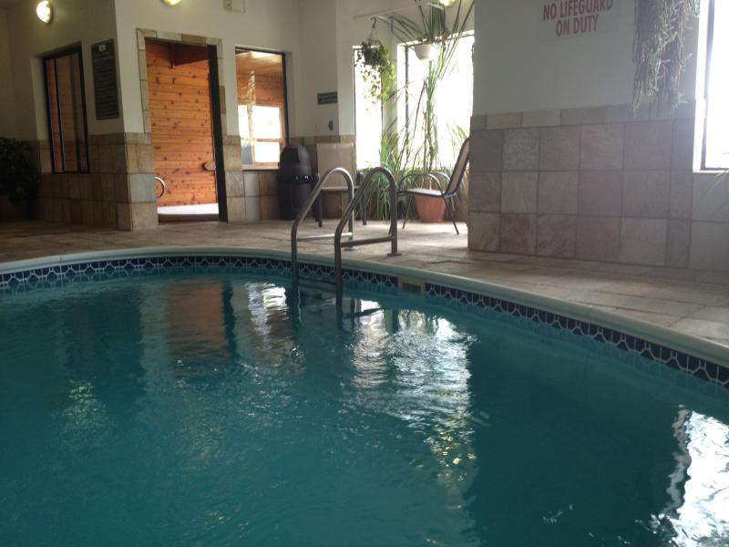Barefoot Resort overdekt zwembad