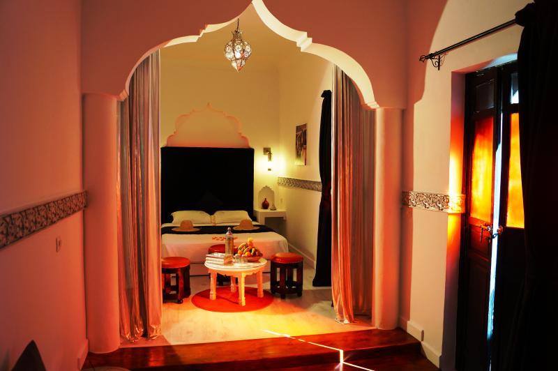 Bahia double room (max 4 pers)