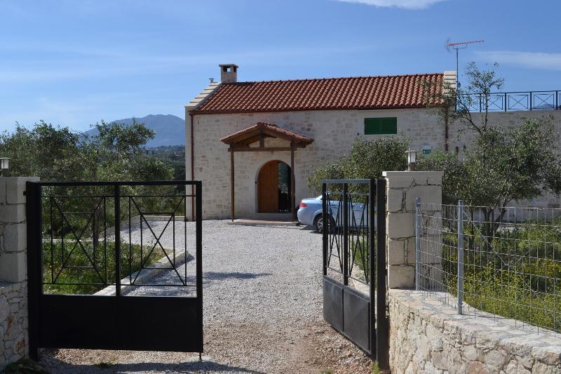 Villa Adrasteia Entrance