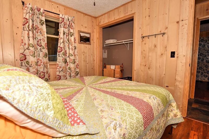 Knotty Pine Bedroom Three