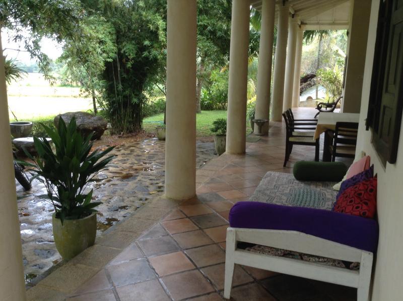 Frangipani house, holiday rental in Unawatuna
