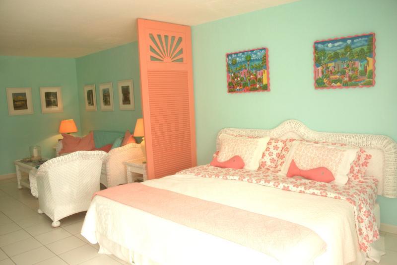 Serene St. Martin condo, holiday rental in Orient Bay