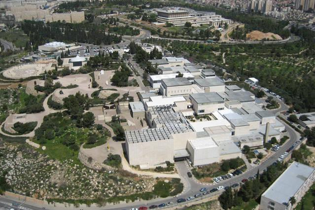 Walking distance from the Israeli national museum & Shrine of the Book (home of the dead sea scrolls
